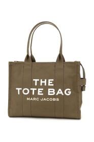 Large traveler tote bag