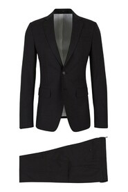 Cool wool suit