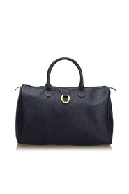Oblique Boston Bag