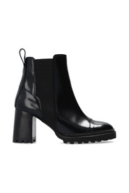 'Mallory' heeled ankle boots