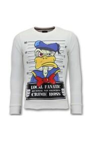 Sweater Alcatraz Prisoner