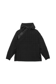 Tech Pack Hooded Woven Jacket