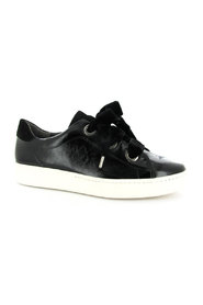 Paul Green sneaker, 4539-001, black lacquer