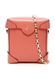 Mini pristine bag with chain
