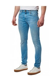 Jean bleach slim stretch