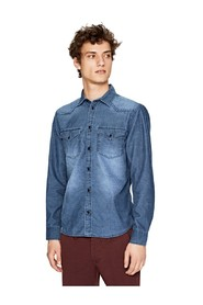 CANYON CORD DENIM SHIRT