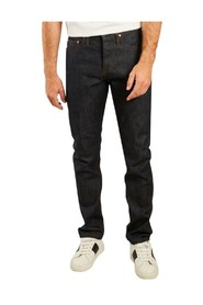 UB201 tapered 14.5oz selvedge jeans