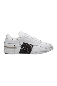Leather trainers sneakers phantom kicks
