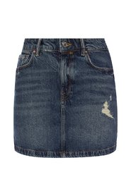 Arden denim skirt