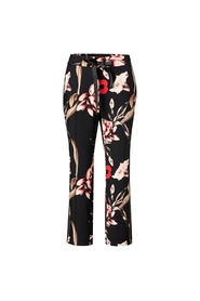 Trousers with floral print 120165-921