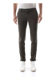 MASON'S TAYLOR CBE050 PANTS Men mud