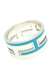Move H Ring Metal SV925 / Sterling