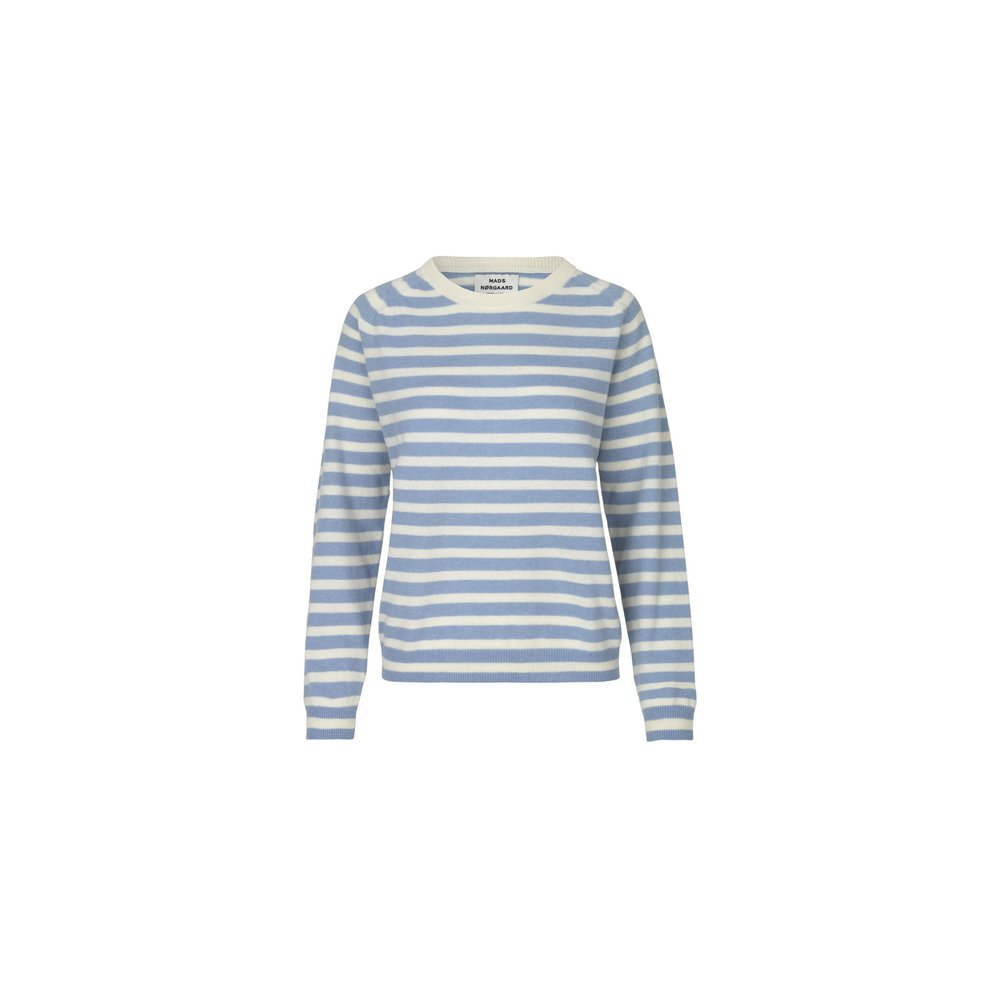 Cosy Stripe Kaxa Knitted Jumpers