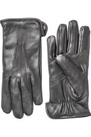 Sort Hestra Handske
