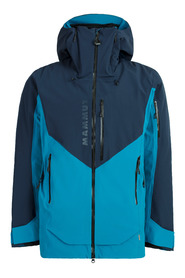 La Liste Thermo Hooded Jacket