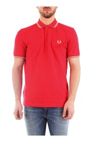 FRED PERRY M3600 Polo Men RED
