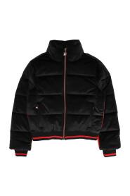 Tavi Cropped Puff Jacket