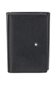 Sartorial Business Card Holder with banknote compartment
