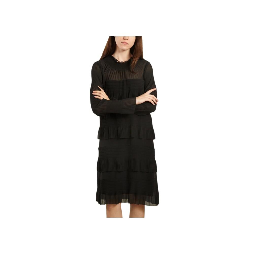 Duranta long sleeves dress