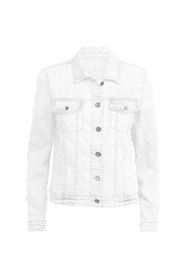 Summum - 1s988-5043 jeans jacket - Off-White