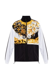 Barocco-printed jacket