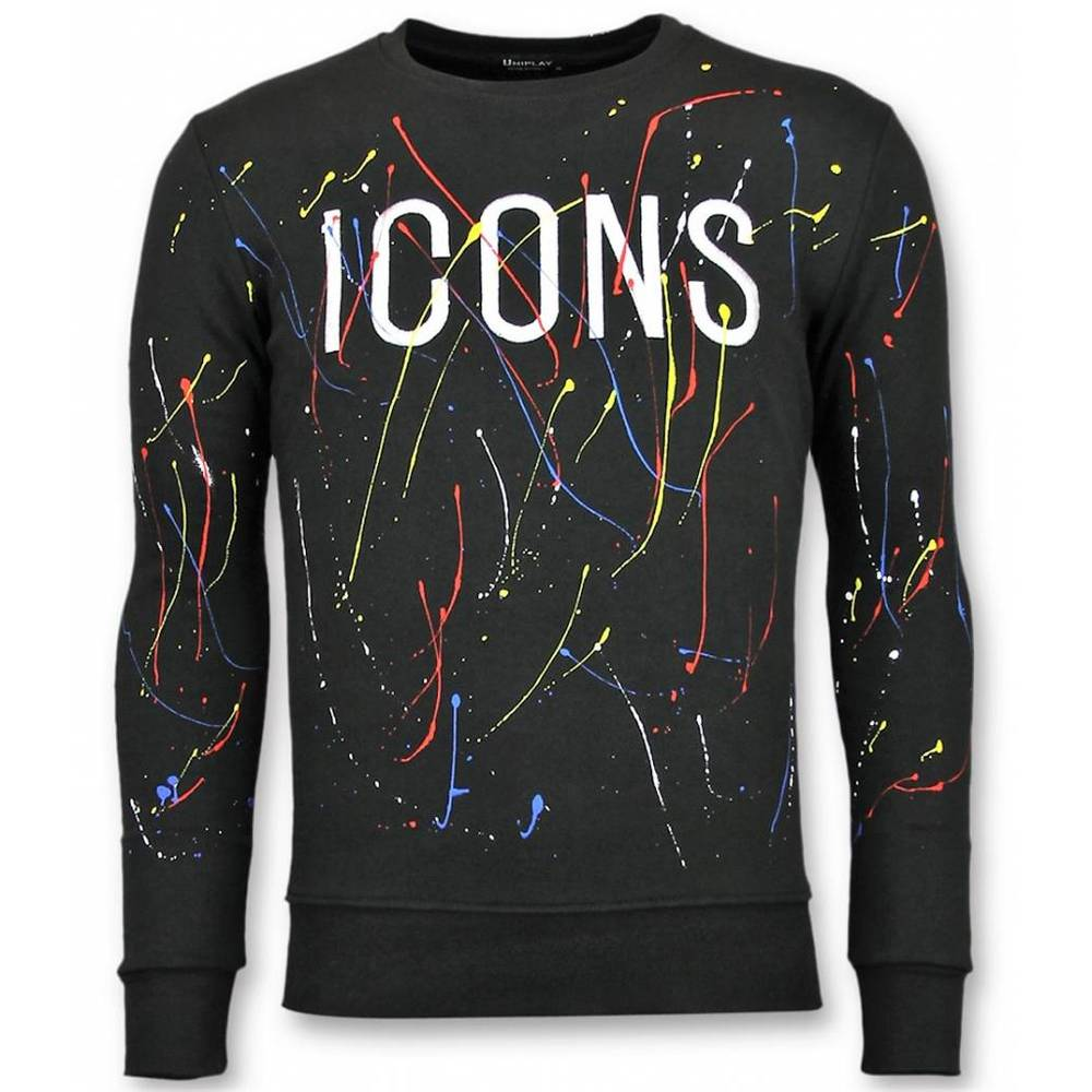 Paint Drop Sweater sweatshirt