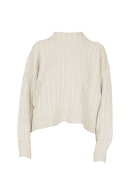 Eirin Cable Sweater Genser