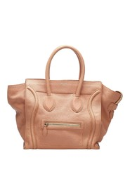 The Baggage Tote Leather Tote Bag