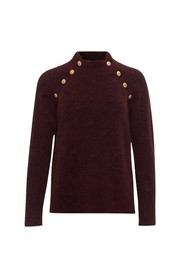 GRAHAM STRIK SWEATER