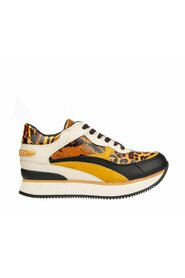 SNEAKERS RAVEN WEDGE LACED RUNNI