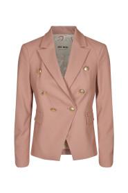 Zacht roze dames colbert Mos Mosh - Beliz Twiggy Blazer - 123600-337