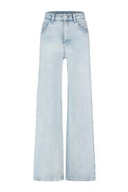 Farrah light wash jeans HCS21M08-WASH
