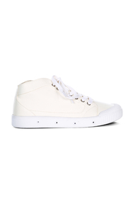Hvit Spring Court Sneakers