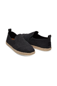 Washed Canvas Espadrilles