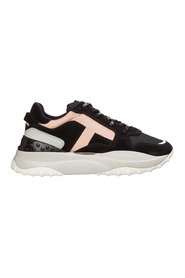 Suede trainers sneakers
