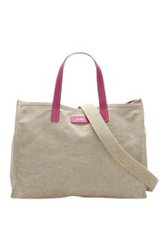 pre-owned Cotton Tote Bag