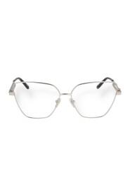 Oversized Geometric-framed Glasses