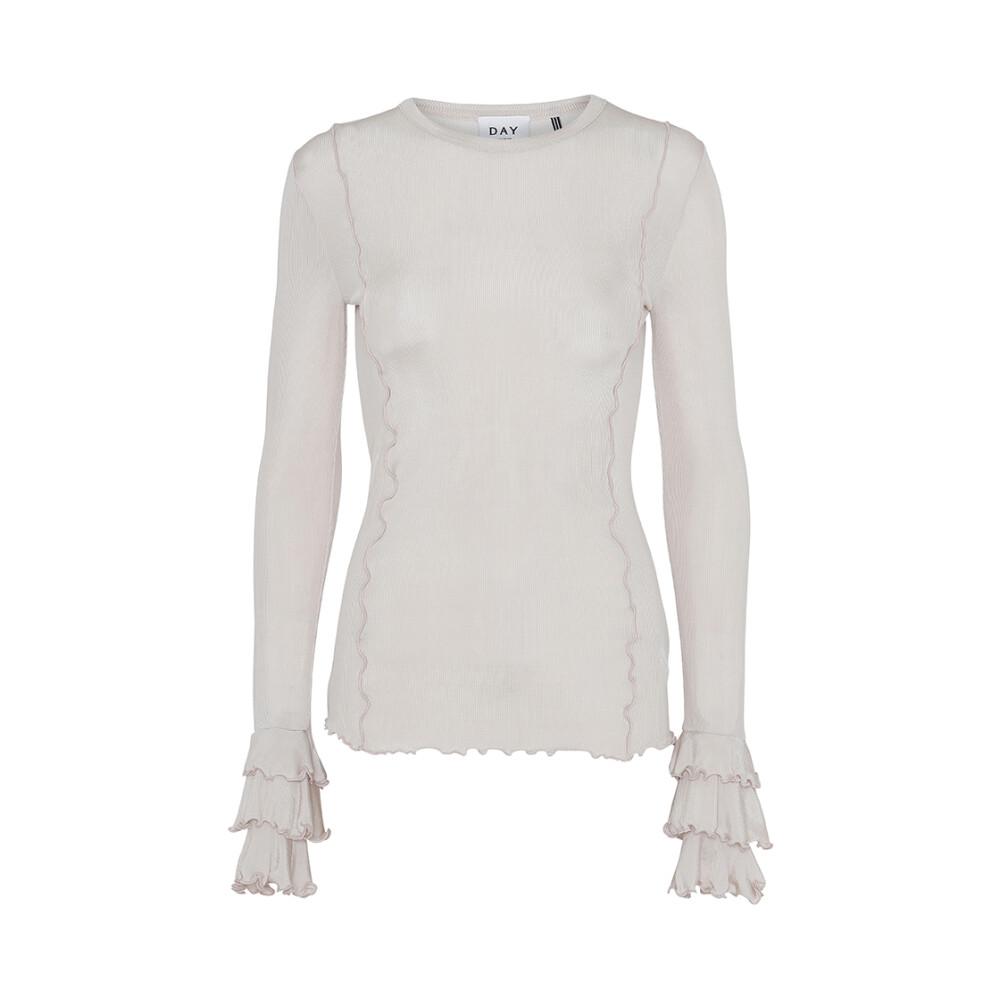 Lyseblå Day 2Nd Day Debra Bluse Og Skjorter | DAY Birger et