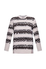 'Catalina' patterned sweater