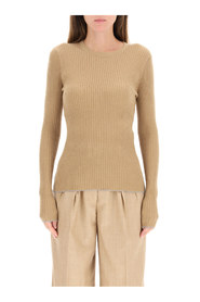 jaipur sweater in cashmere and silk