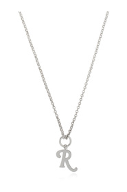 Necklace with charm