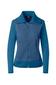 Morgane Sweater And Light Jacket