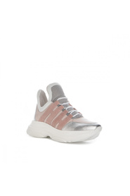 Silvana Sneakers X Leather Blush