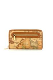 Geo Classic Zip Around Wallet
