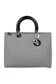 Tweed Large Bag