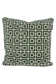 Shanghai Forest Green Cushion Cover 50 x 50 c