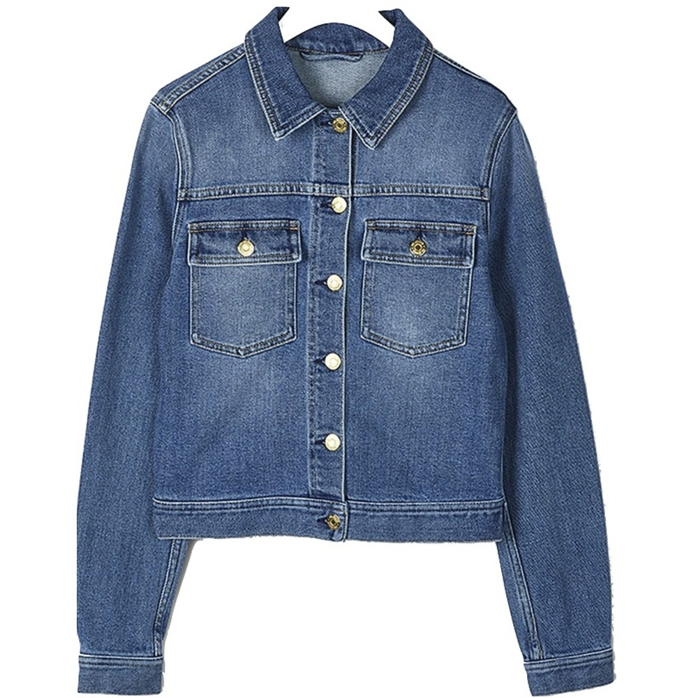 Filippa Suzy Washed Denim jacket