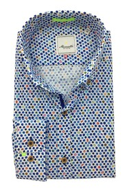 Overhemd Button Down Tailored Fit (SH002-5-316)