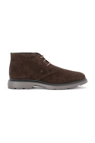 Route ankle boot in suede