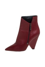 Pre-owned Leather  Niki Ankle Boots